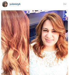 all nutrient hair color. Hair by yulee @ VLVT salon