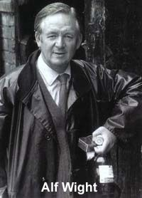 Alf Wight the real James Herriot.