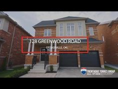 128 Greenwood Road, Stouffville Presented By The Trentadue Torres Group Basement Pool, Pool Sizes, Walk Out, Presents, Real Estate, Group, Favors, Real Estates, Gifts