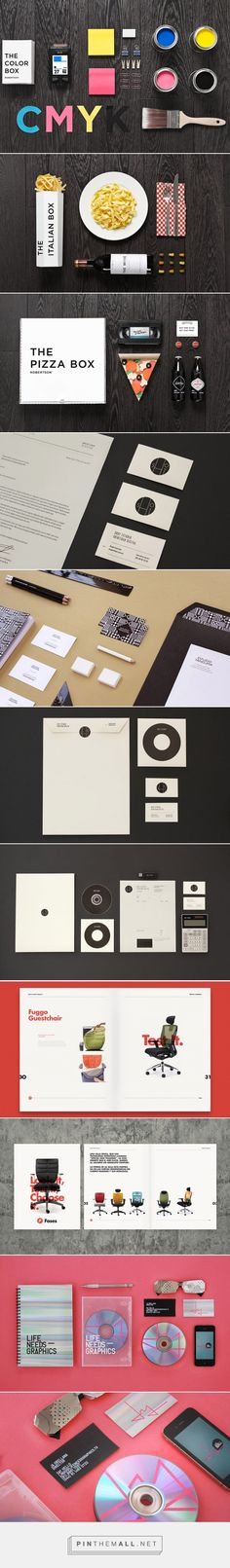 Great new Graphic Design works by Manifiesto, a Studio from Mexico. - created via https://pinthemall.net