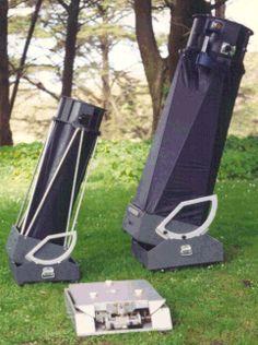 "Building a 13"" Portable Dobsonian Telescope"