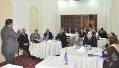 جريدة الرأي البورسعيدي ::مناقشات ساخنة بين قضاة ووكلاء نيابة وضباط شرطة علي هامش ورشة عمل حول مكافحة جرائم الإتجار بالبشر ببورسعيد