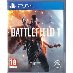Playstation 4 Battlefield 1 (PS4) PRE-OWNED http://tc.tradetracker.net/?c=16274&m=1079698&a=277323&r=&u=