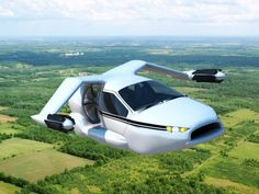 Imagine a future where you can step inside a flying car, buckle up, and then sit back and relax as it automatically takes off and navigates to your destination. That future may not be too far off, as Terrafugia recently announced it's working on transforming flying cars that can drive and fly on their own.