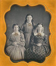 3 girls, poss. late teen