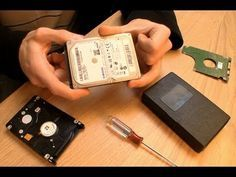 how to fix a hard drive (and get your data off) - All