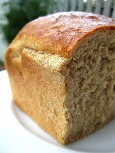 """Whole Wheat Potato Bread ~ Pinner said""""This loaf was wholesome and wonderful!"""""""