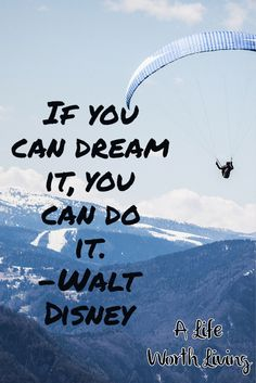 If you can dream it,
