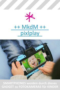 Ausrangierte Smartphones werden zu kindgerechten Fotokameras