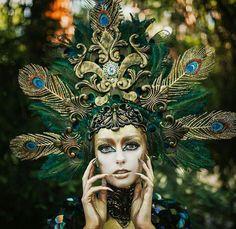 A World of fantasy. Rachael Sigmon's wearable art.