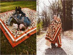 Winter Engagement Photos by Jen Yuson Photography The Bride Link