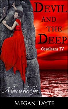 Tome Tender: Devil and the Deep by Megan Tayte  (Ceruleans, #4)...