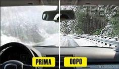 Molti automobilisti hanno spesso incontrato il problema l'appannamento dei vetri dei loro parabrezza, soprattutto durante i mesi più freddi dell'anno. Ques