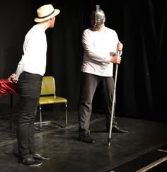 Best of Grimm am 7.10.2017 im Fabriktheater Moabit