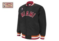 Mitchell & Ness Miami Heat Warm Up Jacket  https://allstarsportsfan.com/product/mitchell-ness-miami-heat-warm-up-jacket/  Manufactured by Mitchell & Ness. A brand-new, unused, and unworn item (including handmade items) in the original packaging (such as the original box or bag) and/or with the original tags attached.