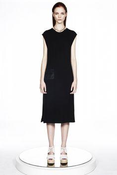 ERIN BARR : Jersey Kaftan Dress