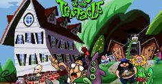 Ya tenemos disponible Day of the Tentacle Remastered, http://go.shr.lc/1YirsoW el clásico de los noventas recibe un buen lavado de cara