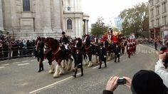 Lord Mayor's Show London 2014