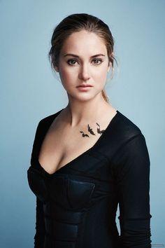 Divergent Tattoos Birds Divergent bird tattoo tris