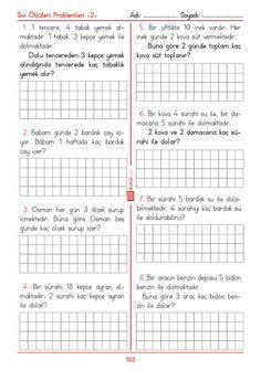 Mental Maths Worksheets, Sheet Music, Periodic Table, Homeschool, Yuu, Bullet Journal, Periodic Table Chart, Periotic Table, Homeschooling