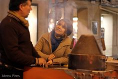 Cinema Street Roasted Chestnuts Vendor Cinemark | Fotografia de  . Joao Pires | Olhares.com
