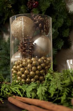 2 minute christmas decor