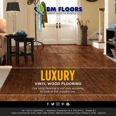 Vinyl Wood Flooring, Luxury Vinyl Flooring, Wood Vinyl, Home Decor, Decoration Home, Room Decor, Interior Decorating