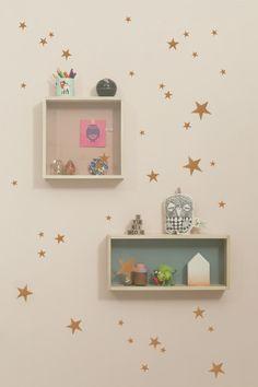 Wandsticker Sterne, Sternstunde | Jules & Pi Stars & Sternchen Produkte