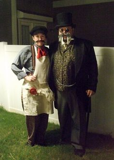 the Walrus and the Carpenter by festive attyre, via Flickr