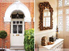 Edwardian Home : South West London home : Ebury Home & garden
