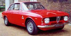 Alfa Romeo Giulia Sprint GTA » Yaroslav Bozhdynsky's Personal Website