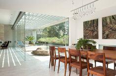 Penthouse Polanco: Comedores de estilo Moderno por Gantous Arquitectos