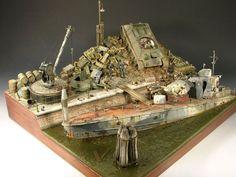 Superb Diorama by Mig Jimenez