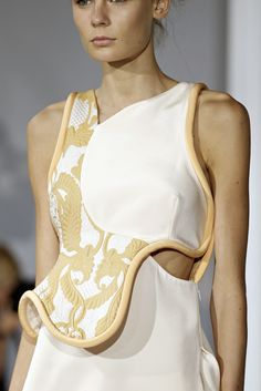 See detail photos for 3.1 Phillip Lim Spring 2015 Ready-to-Wear collection.