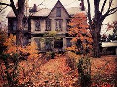 Abandoned house in Aberdeen, NJ