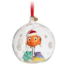Nemo Sketchbook Ornament
