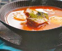 Cook Guru | Cape Verdean Cuisine: Caldo de Peixe à Ilha do Fogo (Fish Broth from Island of Fire)