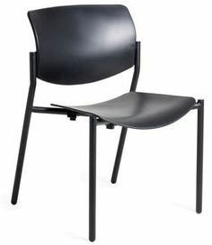 9 to 5 SHUTTLE CHAIR VC   Black 4 leg frame Black PVC seat and back Rated 136 kgs This item can be purchased online or by contacting our order hotline at (08) 9209 1845