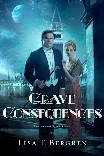 Grave Consequences by Lisa Bergren ~ Book Review/Tour