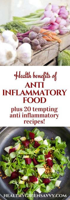 Diet Plans Anti inflammatory food has amazing health benefits! Find out which foods are the most anti inflammatory plus recipes to inspire you to eat more of them! Matcha Benefits, Health Benefits, Health Tips, Health Articles, Diet Recipes, Healthy Recipes, Healthy Treats, Healthy Foods, Cheap Recipes
