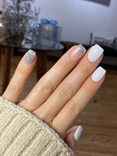 55 Natural Dip Powder Nails That Will Look Amazing In Every Season - Soflyme na. Amazing Dip nails Natural - 55 Natural Dip Powder Nails That Will Look Amazing In Every Season – Soflyme Green Nails, Purple Nails, Glitter Nails, Nail Pink, Ombre Nail, White Nail, Pastel Nails, Cow Nails, Polygel Nails