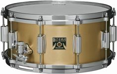Tama 40th Anniversary Limited Bell Brass Reissue Snare - 14x6.5