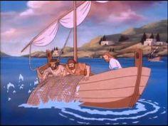 Animated Bible Stories - Miracles of Jesus - YouTube