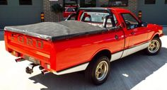 Learn more about South African Cortina Pick-Up: 1981 Ford Build on Bring a Trailer, the home of the best vintage and classic cars online. Mini Trucks, Old Trucks, Pickup Trucks, Ford Classic Cars, Classic Cars Online, Ford Courier, Car Colors, Futuristic Cars, Car Ford