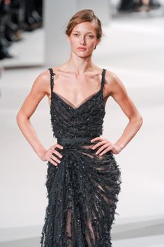 Elie Saab at Couture Spring 2011 - Livingly
