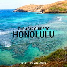 """As Hawaii's most populated city, Honolulu also lives up to Oahu's meaning—a """"Gathering Place"""" among the remote Pacific Islands. Honolulu offers loads of activities from snorkeling to surfing and from hiking to farm tours. Visitors to this Pacific crossroads will return home with a piece of paradise in their hearts."""