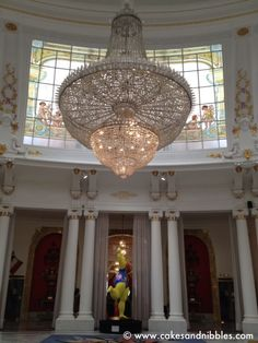 C & N Travel (2012): Nice, France - Chandelier at The Negresco Hotel