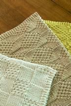 A Really Reversible Dishcloth - Knitting Patterns and Crochet Patterns from KnitPicks.com