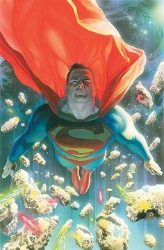 Superman ~ Alex Ross