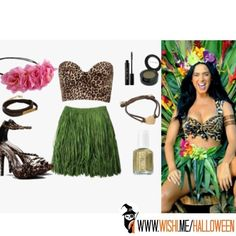 "Katy Perry ""Roar"" Costume. #KatyPerry #Costume"